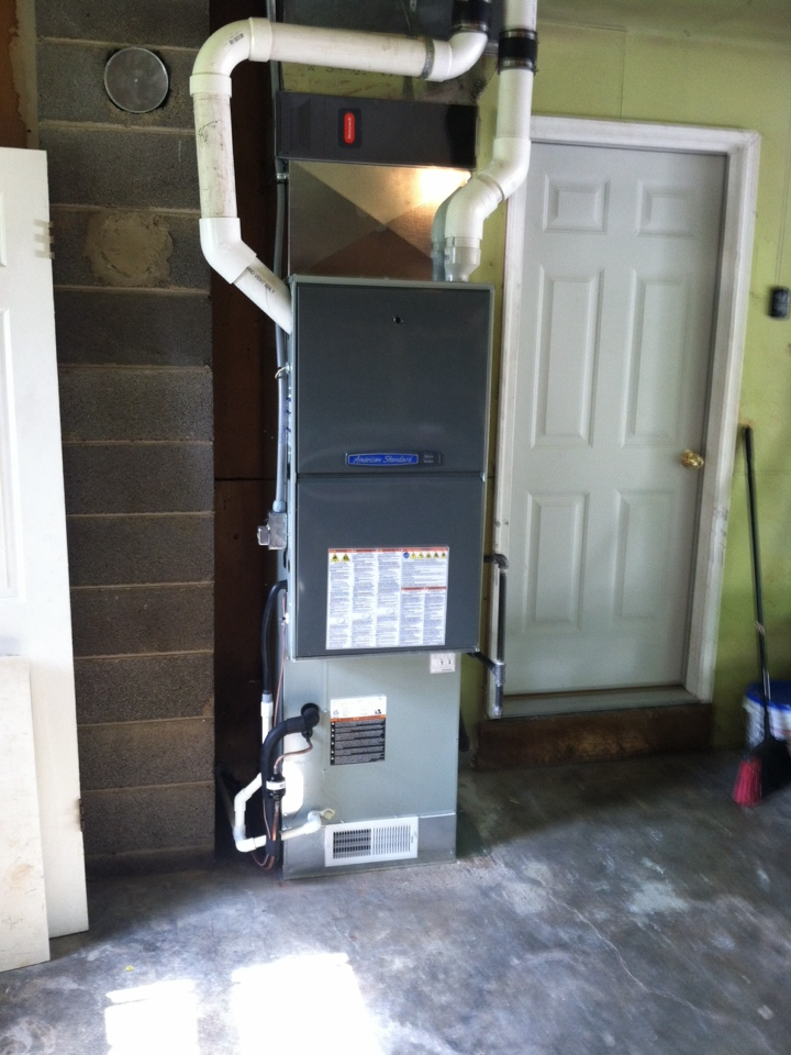 Indianapolis, IN - System replacement