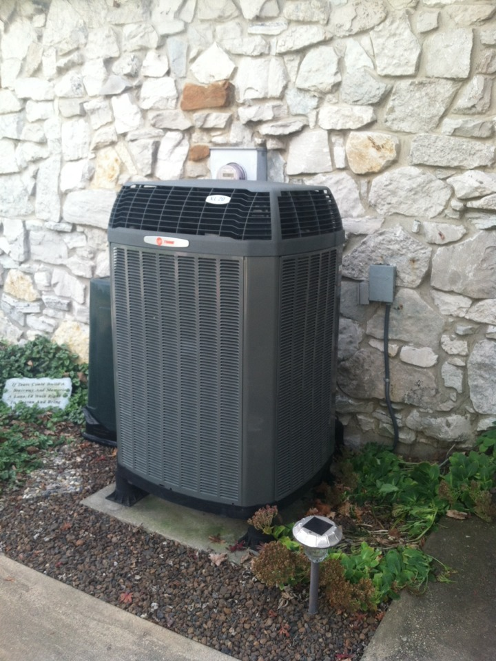 Fillmore, IN - Ac tune up on trane equipment
