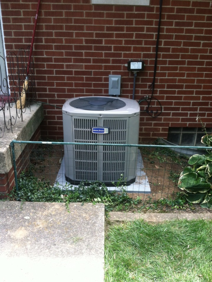 Speedway, IN - Installed new ac and coil
