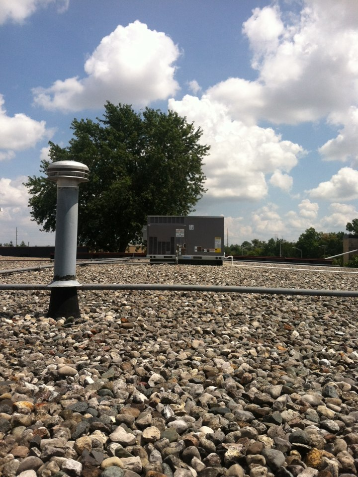 Plainfield, IN - Installed new rooftop