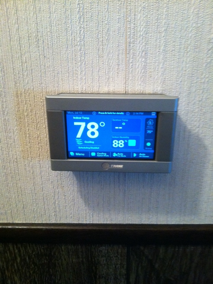 Fishers, IN - New system installation