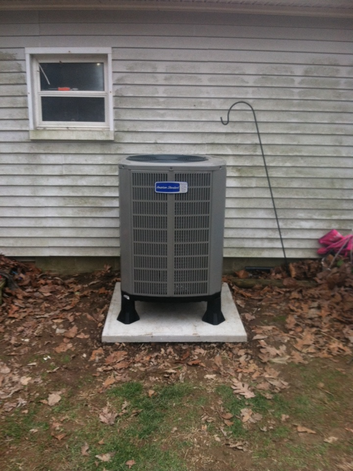 Greencastle, IN - Installed new system