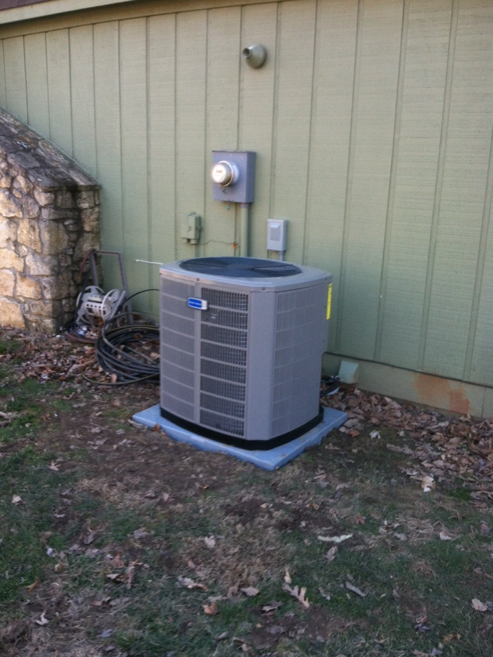 Avon, IN - Installed new system