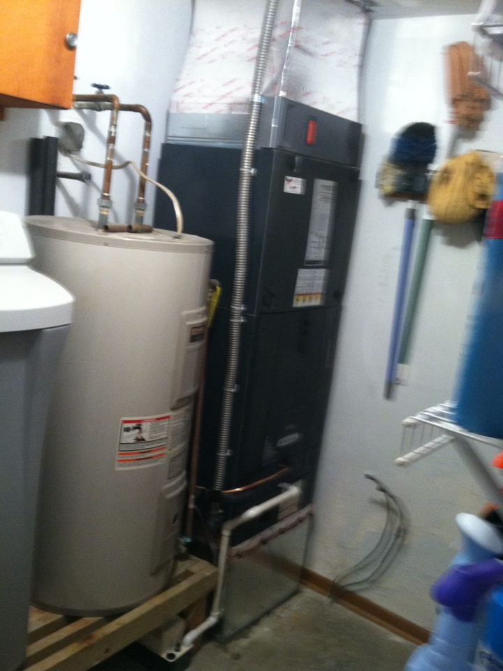 Clayton, IN - Installed new system