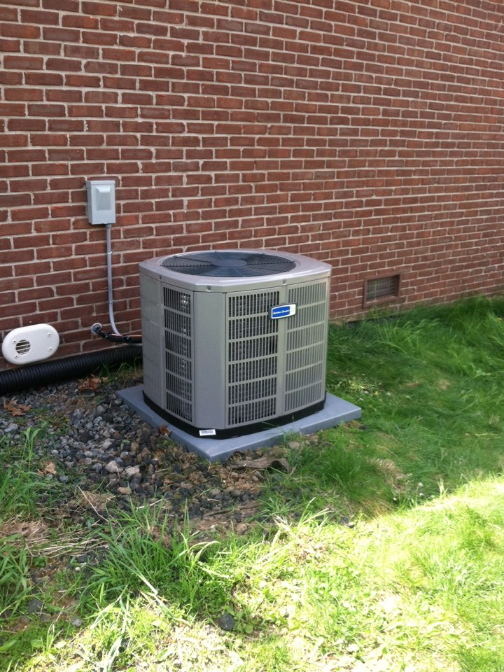Danville, IN - Installed new a/c