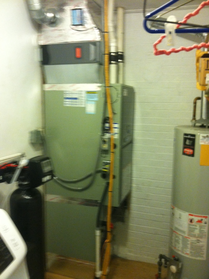 Danville, IN - Installed new system