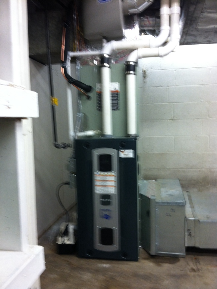Greenwood, IN - Installed new system