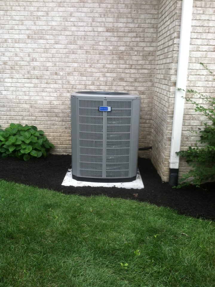 Carmel, IN - Installed 90 % furnace ac and coil
