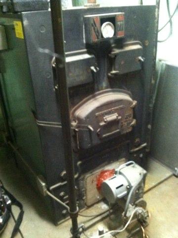 Speedway, IN - Repairing a Trane gas furnace