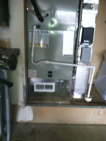 Indianapolis, IN - Repairing a American Standard electric furnace