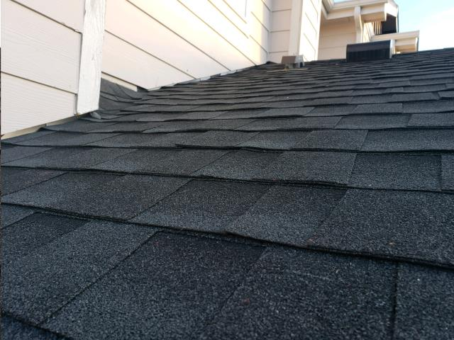 Thornton, CO - Residential roof replacement using Charcoal GAF Timberline HD shingles in Thornton, Colorado.