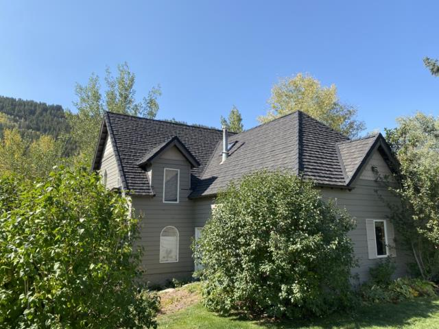 Avon, CO - Completed this beautiful metal shingles roof in Avon, Colorado.