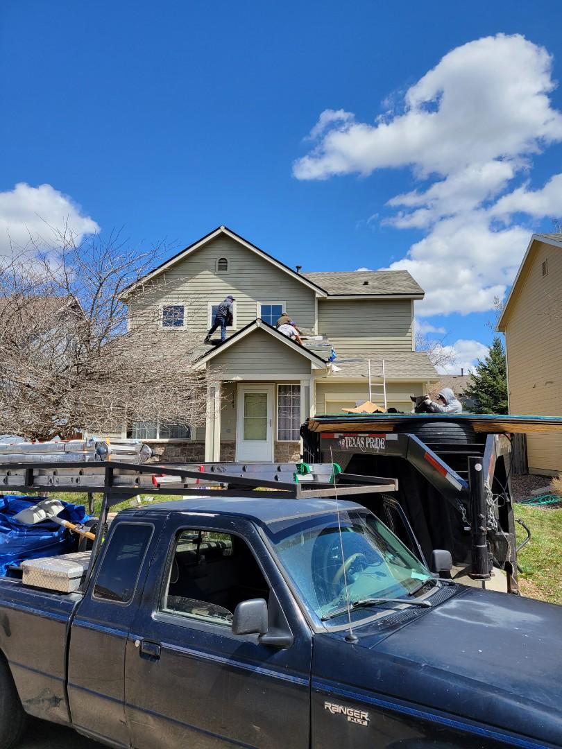 Frederick, CO - New Asphalt roof