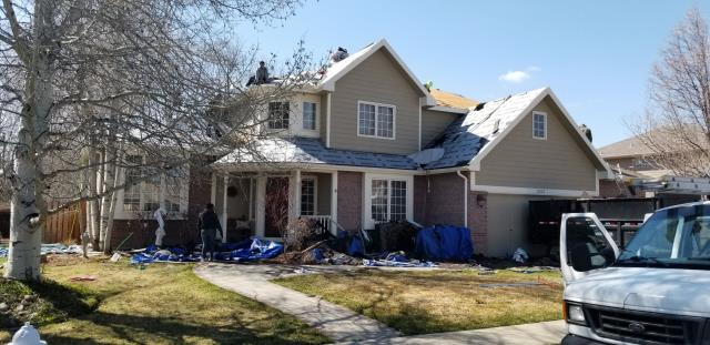 Longmont, CO - New Roof