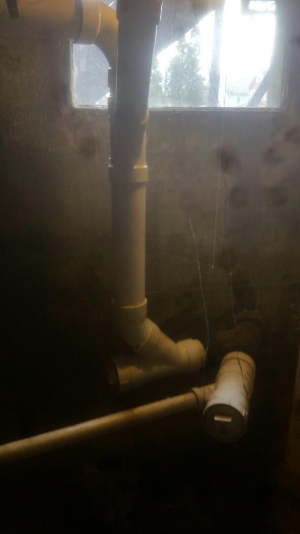 Framingham, MA - Repipe cast iron drain