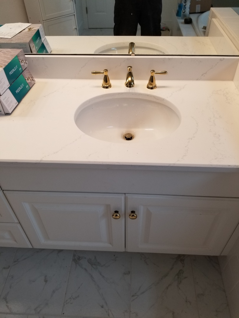 Marlborough, MA - Install new faucet