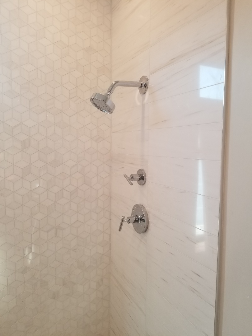 Boston, MA - Finish plumbing