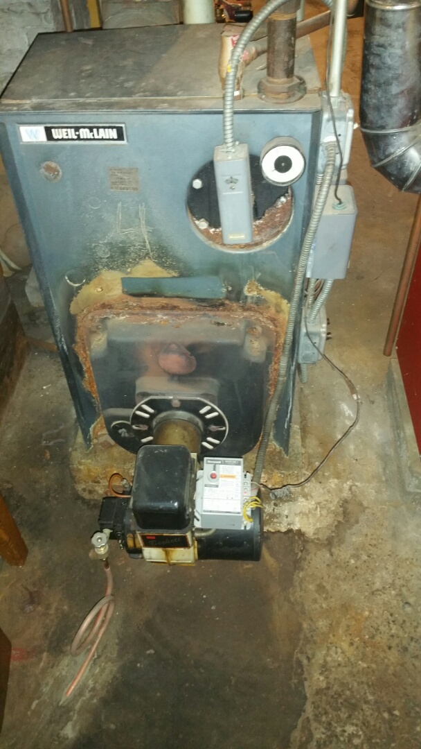 Watertown, MA - Oil to gas conversion heating system estimate