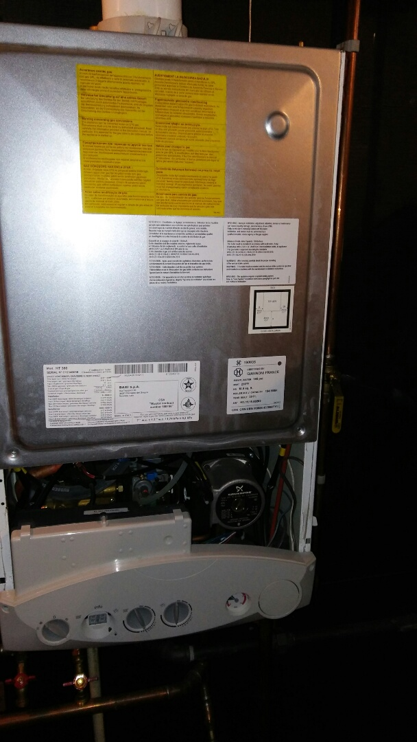 Weston, MA - Baxi water heaters