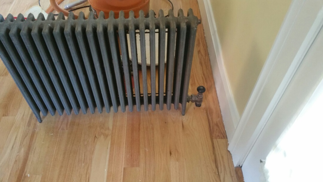 Lexington, MA - Steam Radiator replacement