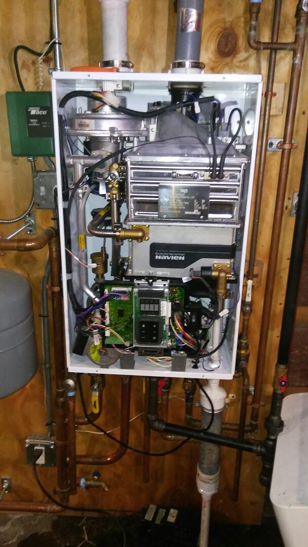 Arlington, MA - Navien System maintenance