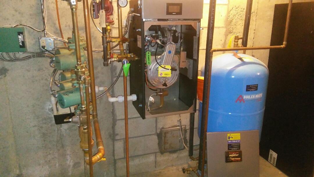 Framingham, MA - Alpine Tankless system maintenance service