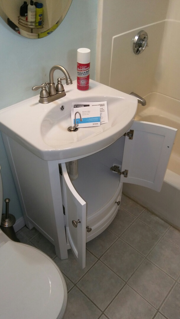Waltham, MA - Install Vanity, Install Faucet, install sink in Waltham