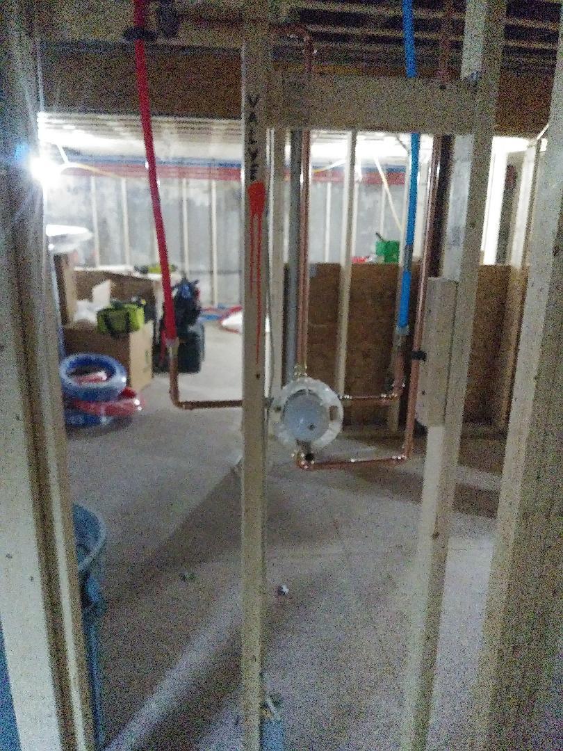 Brookline, MA - Install shower valves, plumbing remodel