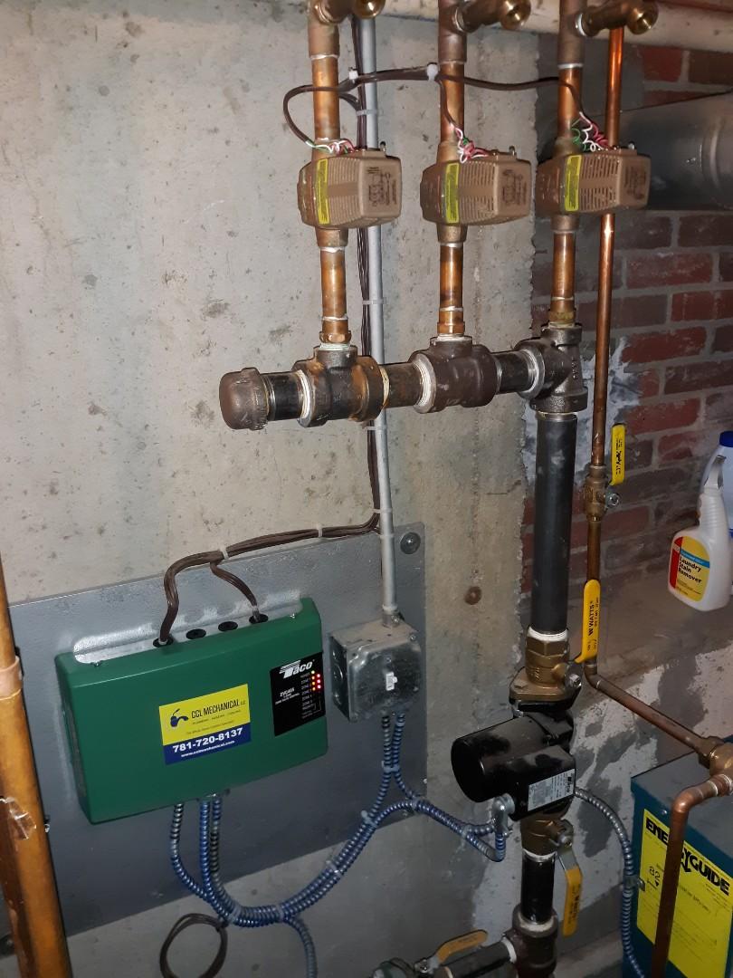 Framingham, MA - Burnham boiler repair
