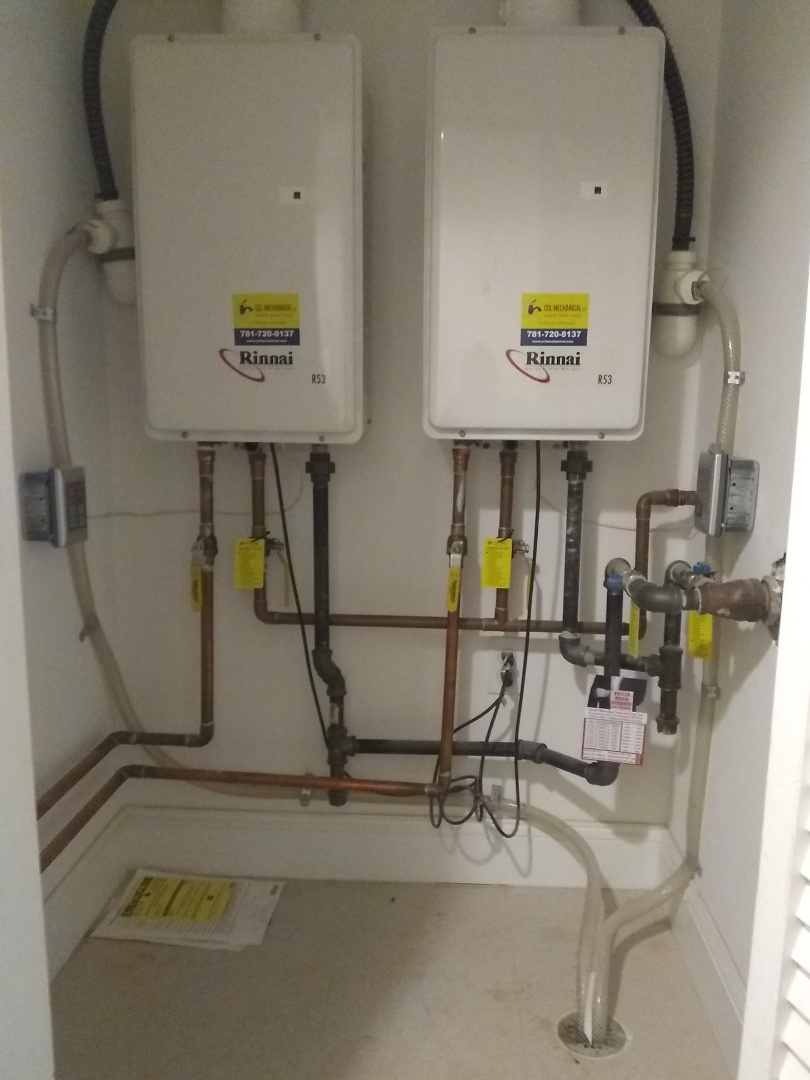 Cambridge, MA - Rianni water heater repair