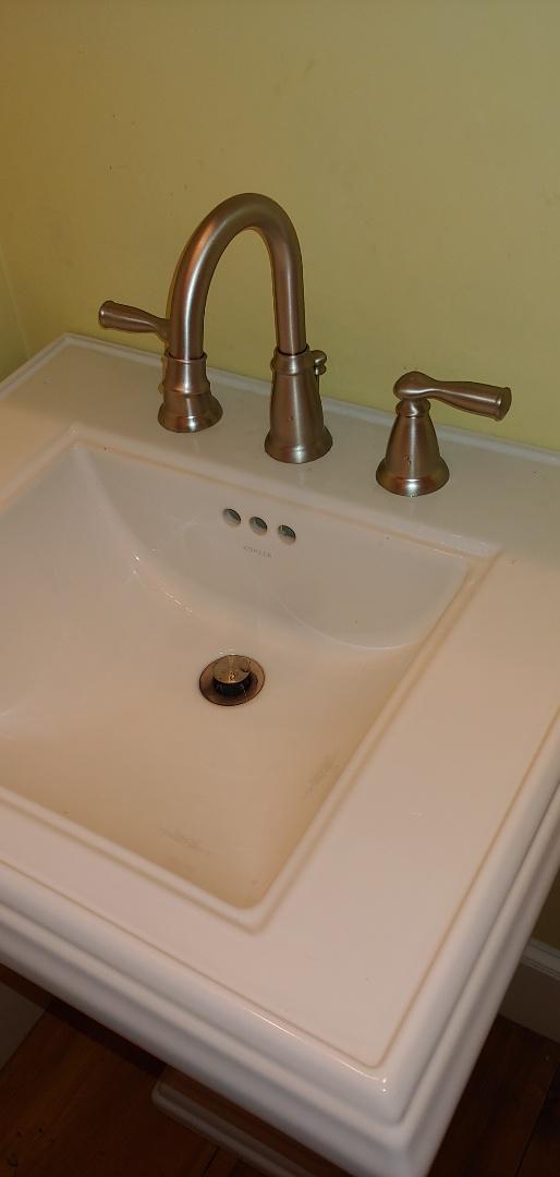 Marlborough, MA - Faucet install