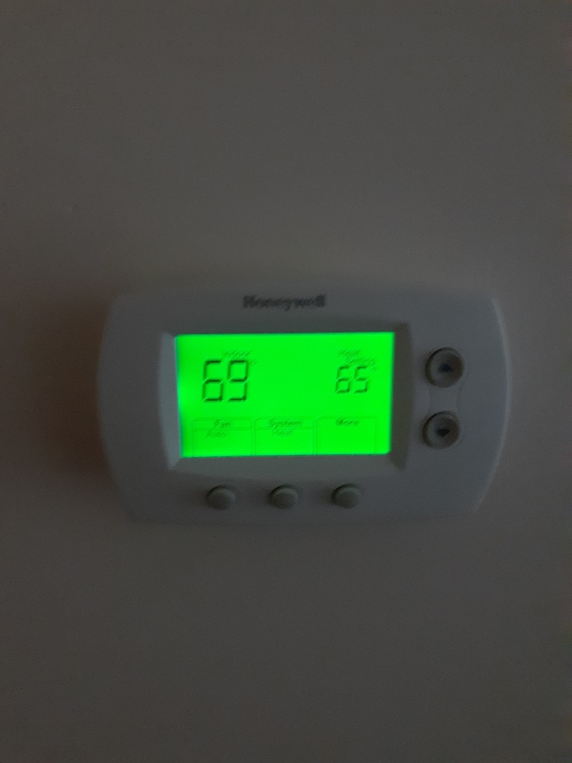 Cambridge, MA - Redlink wireless thermostat installation
