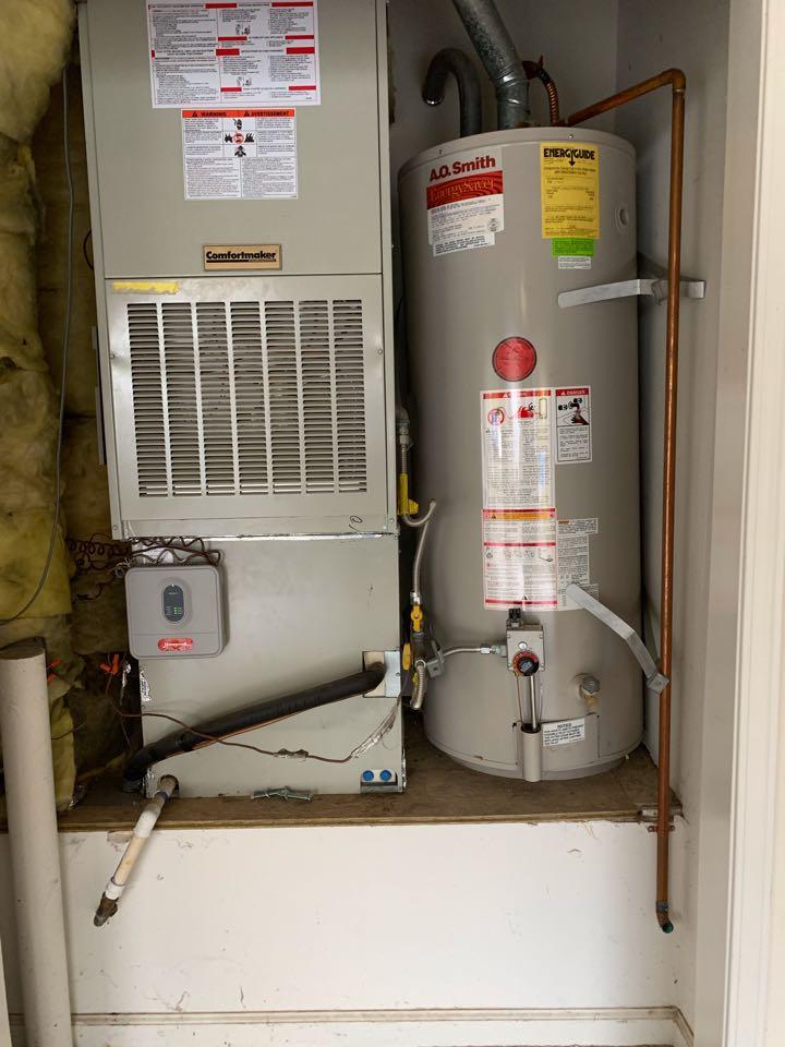 Sebastopol, CA - Water Heater Replacement, New Water Heater Installation, Gerry Suarez