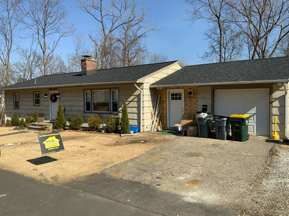 Getting ready to install new Certainteed insulated vinyl siding and trim