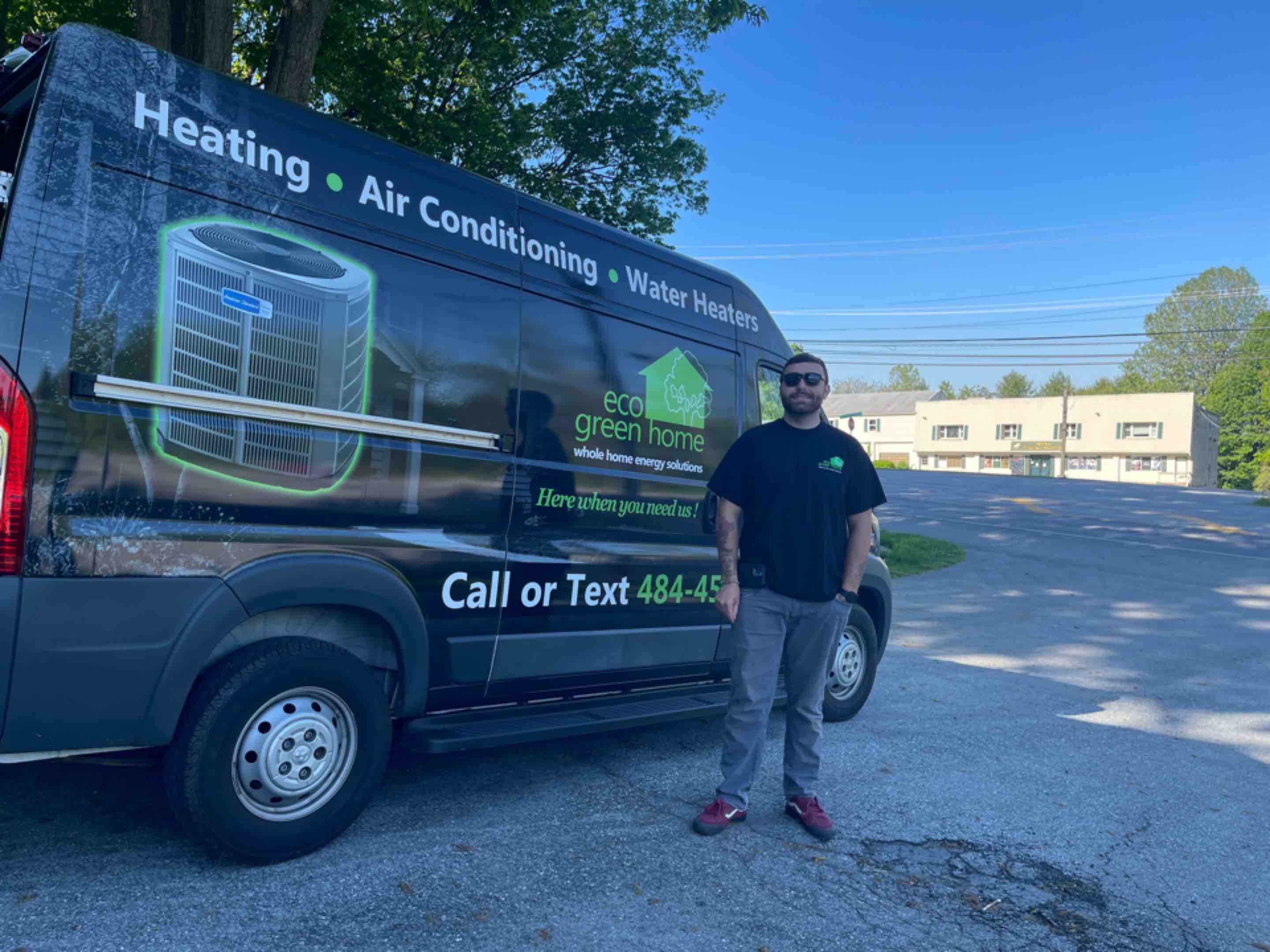 West Chester, PA - Scott is heading out to do maintenance calls!!!