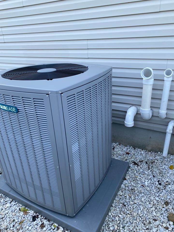 Glen Mills, PA - A/C, Heater and hot water heater install