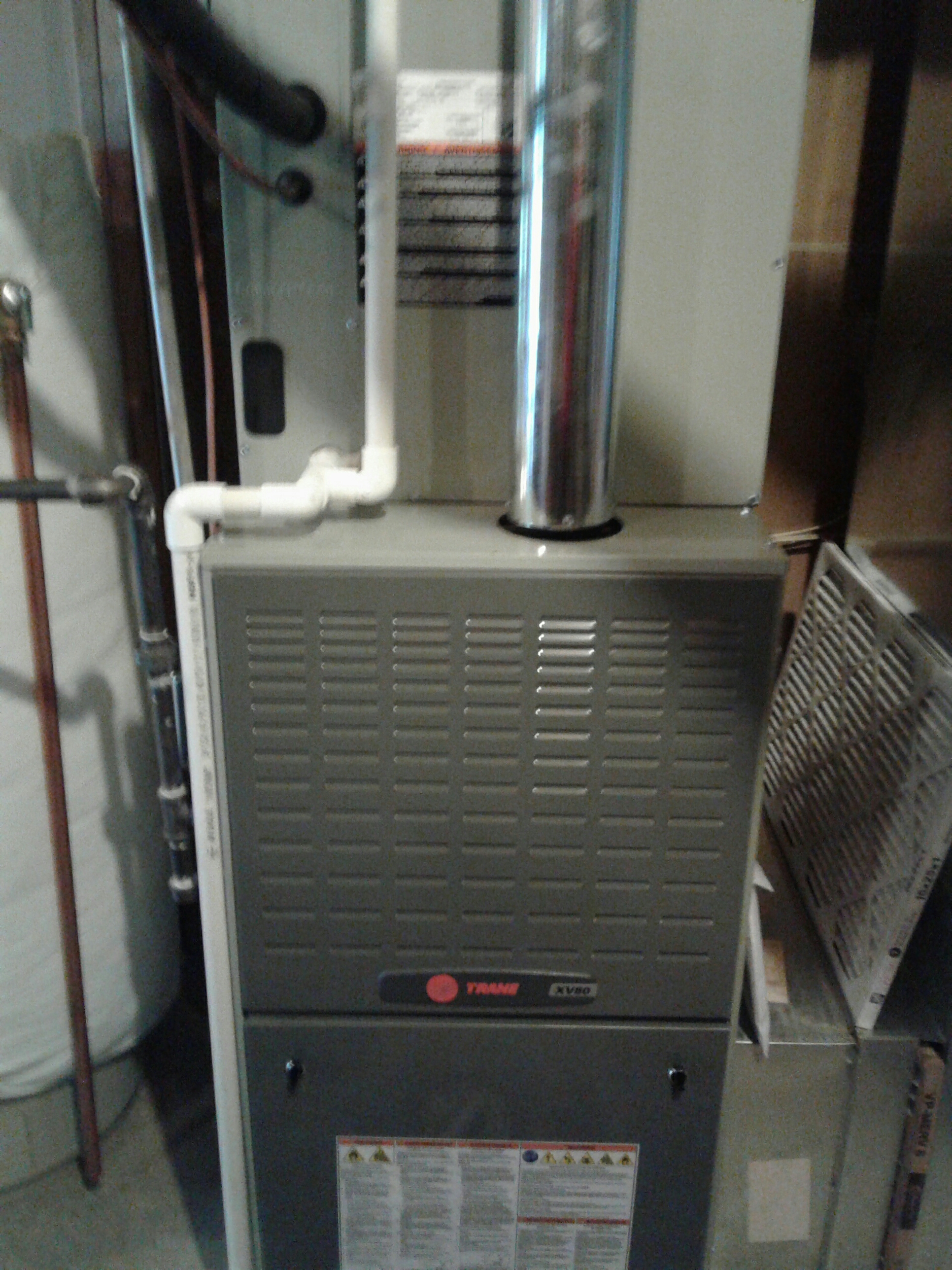 Blue Springs, MO - Install furnace, ac, humidifier,  and thermostat