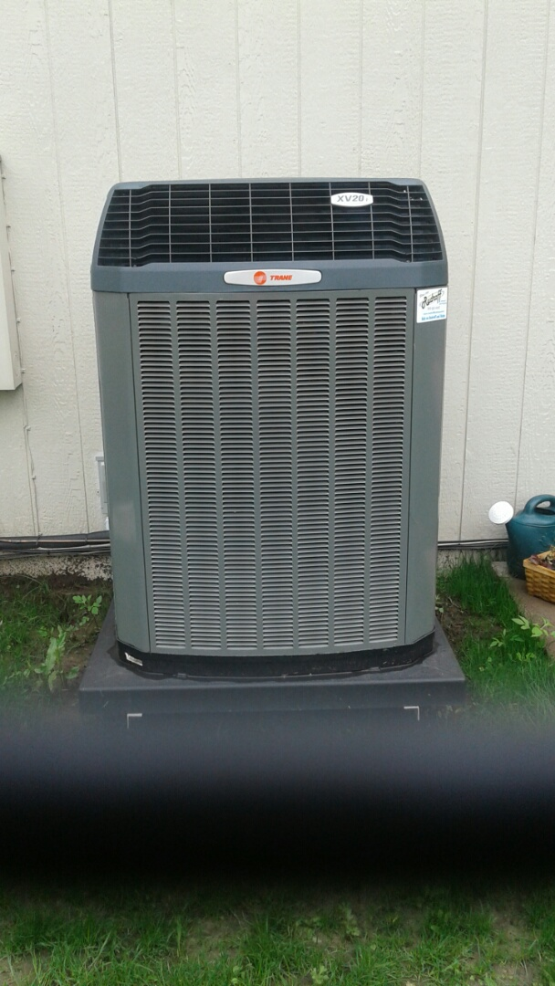 Cleveland, MO - Spring Tune up preventative maintenence on trane xv20i heat pump