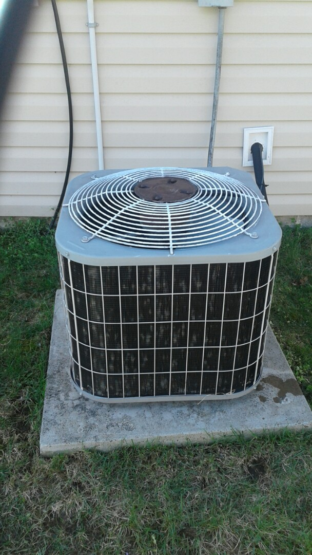 Raymore, MO - AC tune up and preventive maintenance