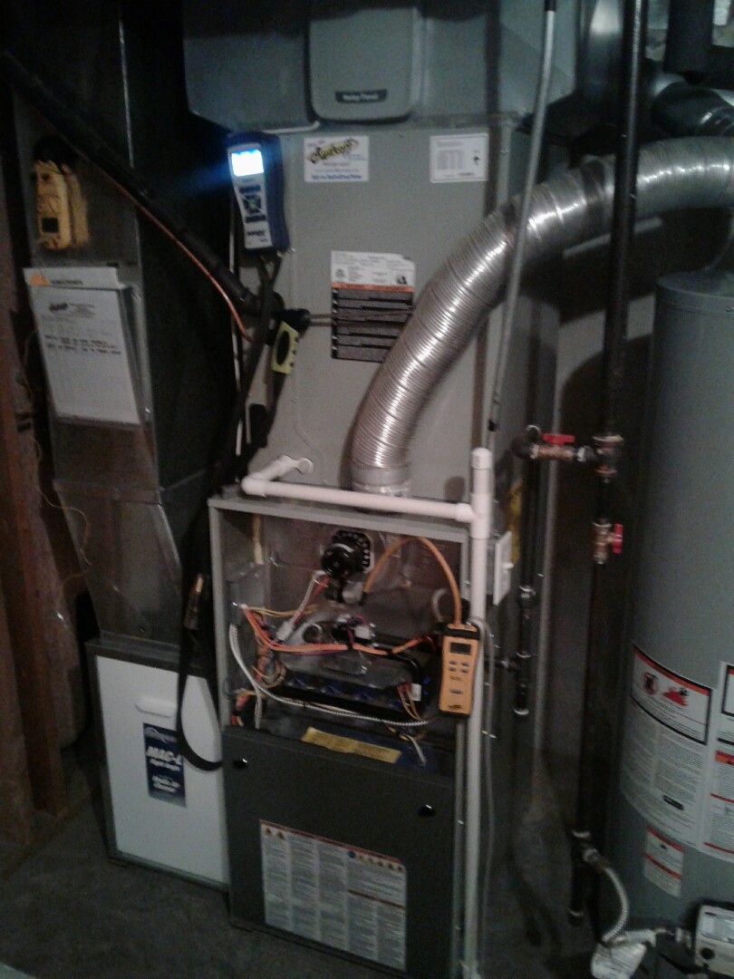 Pleasant Hill, MO - Heating trane Furnace Tune-up