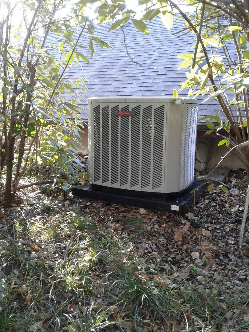 Peculiar, MO - Perform maintenance on Trane furnace and humidifier and heat pump
