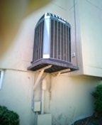 Peculiar, MO - Perform maintenance on  a Trane heatpump