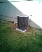 Raymore, MO - Perform service on Bryant air conditioner
