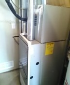 Belton, MO - Installation of trane furnace and A.C.