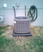 Peculiar, MO - Install of Trane system
