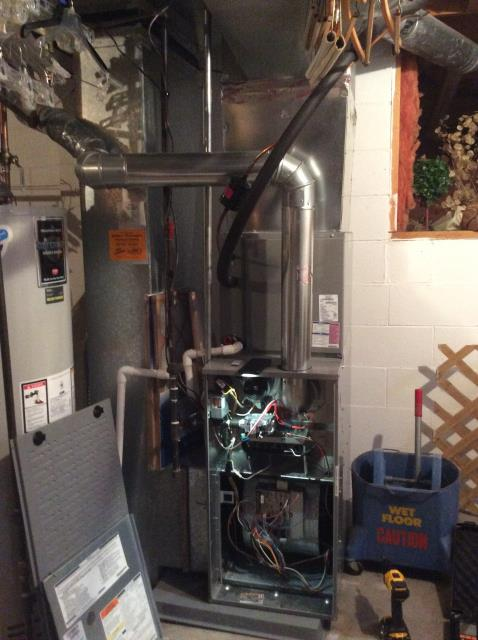Fairborn, OH - Sears furnace tune up and inspection