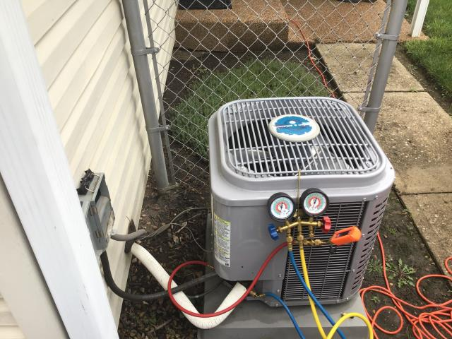 Miamisburg, OH - Goodman heat pump. repair
