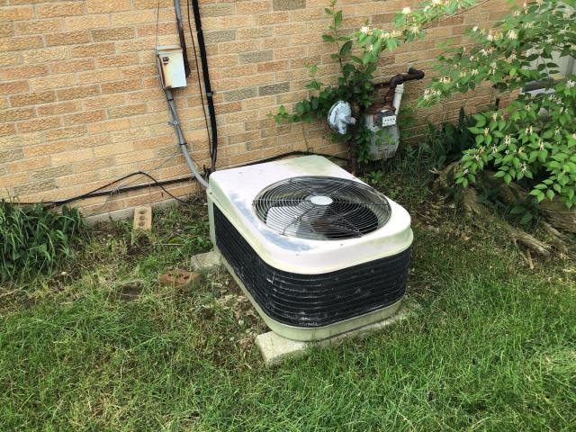 Trotwood, OH - Provided Free in home estimate to replace existing 40+ year old unit with new  Carrier 16 SEER 2.5 Ton Air Conditioner