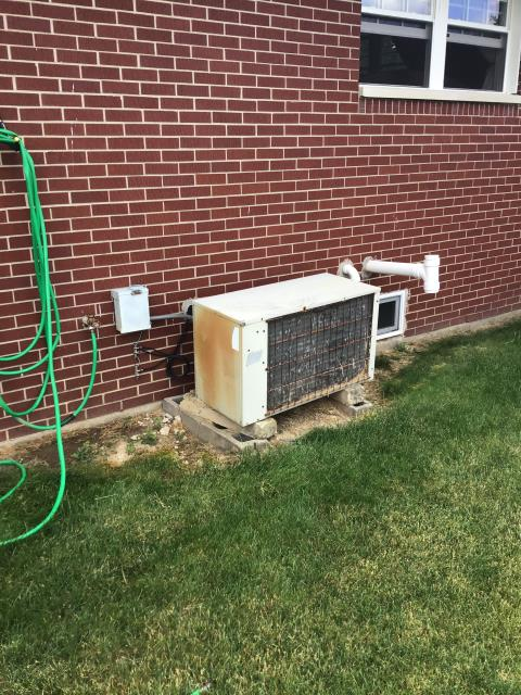 Springfield, OH - I provided a estimate for a new Carrier 96% 60,000 BTU Gas Furnace and a Carrier 13 SEER 2.5 Ton Air Conditioner