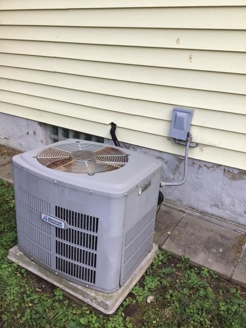 Beavercreek, OH - Provided a free in home estimate for Carrier 80% 70,000 BTU Gas Furnace, Carrier 13 SEER 2 Ton Air Conditioner.
